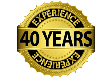 40 years Professional Printing Experience