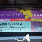 Large Format printing - Window graphics