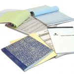 Offset printing - branded stationary